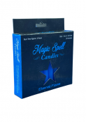 Eternal Flame Magic Spell Candles - Pack of 20 - Blue