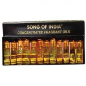 Song of India - Concentrated Fragrance Oils - Boxed Set of 12