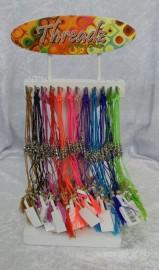 Threadz Fashion Owl Bracelet byTribal Evolution