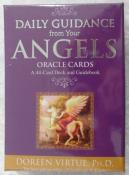 Daily Guidance from your Angels Oracle Cards by Doreen Virtue PhD