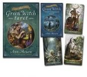 The Green Witch Tarot Set by Ann Moura