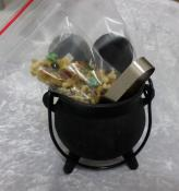 Cauldron  - Resin Incense Starter Kit