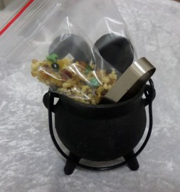 Cauldron  - Resin Incense Starter Kit