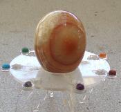 Banded Jasper Egg