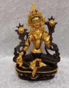 """Green Tara"" - Goddess of Action"