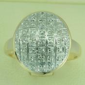 Yellow Gold Diamond Ring